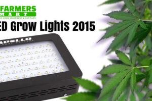 Best LED Grow Lights Cannabis 2015