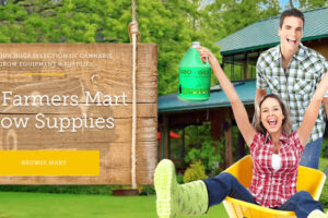 Pot Farmers Mart Marijuana Grow Supplies