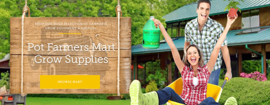 Pot Farmers Mart Marijuana Grow Supplies